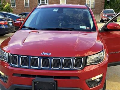 2018 Jeep Compass lease in Long Island City,NY - Swapalease.com