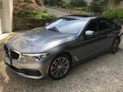 2019 BMW 5 Series lease in Westport,CT - Swapalease.com