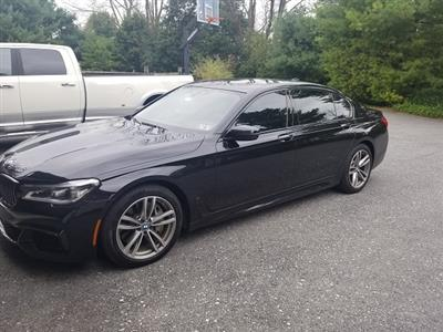 2018 BMW 7 Series lease in Robesonia,PA - Swapalease.com