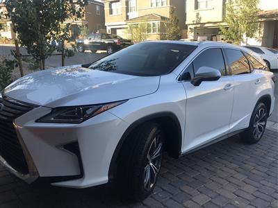 2019 Lexus RX 450hL lease in Las Vegas,NV - Swapalease.com