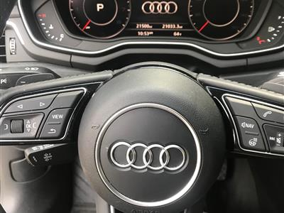 2018 Audi A5 Coupe lease in Flower Mound,TX - Swapalease.com