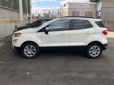 2019 Ford EcoSport lease in North Burgen,NJ - Swapalease.com