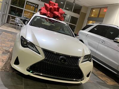 2019 Lexus RC 350 lease in Miami,FL - Swapalease.com