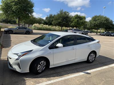 2018 Toyota Prius lease in Frisco,CA - Swapalease.com