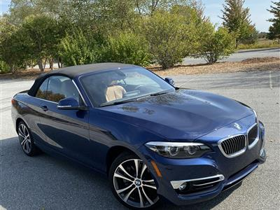 2018 BMW 2 Series lease in Wilmington,DE - Swapalease.com