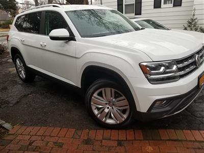 2019 Volkswagen Atlas lease in NORTH BELLMORE,NY - Swapalease.com