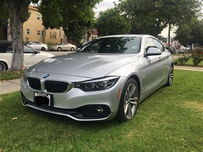 2019 BMW 4 Series lease in Pasadena,CA - Swapalease.com