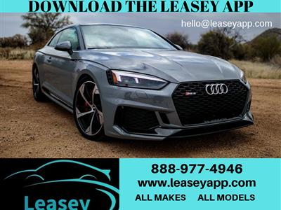 2019 Audi RS 5 lease in Chicago,IL - Swapalease.com