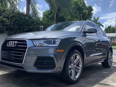 2017 Audi Q3 lease in Pompano,FL - Swapalease.com