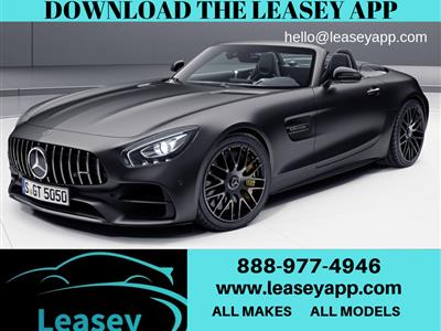 2019 Mercedes-Benz AMG GT lease in Chicago,IL - Swapalease.com