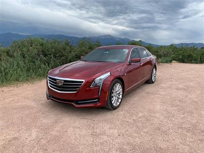 2018 Cadillac CT6 lease in Dallas,TX - Swapalease.com