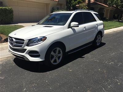 2018 Mercedes-Benz GLE-Class lease in Las Vegas,NV - Swapalease.com