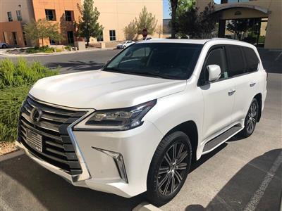 2019 Lexus LX 570 lease in Las Vegas,NV - Swapalease.com