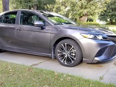 2018 Toyota Camry lease in OCALA,FL - Swapalease.com