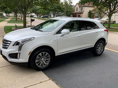 2018 Cadillac XT5 lease in Bartlett,IL - Swapalease.com