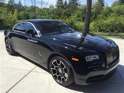 2017 Rolls-Royce Wraith lease in Mequon,WI - Swapalease.com