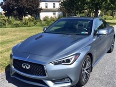 2017 Infiniti Q60 lease in Blandon,PA - Swapalease.com