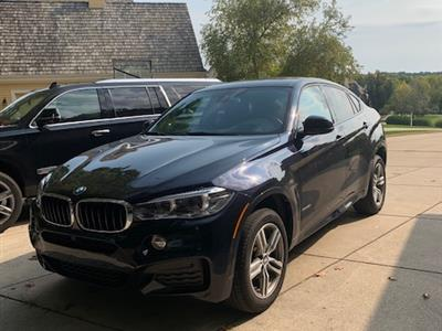2018 BMW X6 lease in PEWAUKEE,WI - Swapalease.com