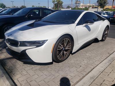 2017 BMW i8 lease in Monrovia,CA - Swapalease.com