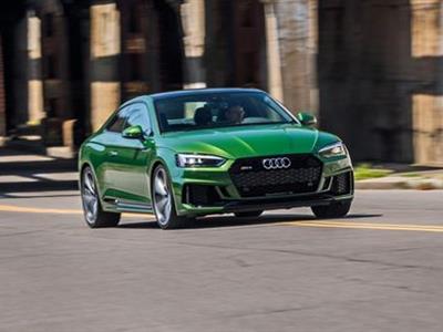 2018 Audi RS 5 lease in San Jose,CA - Swapalease.com