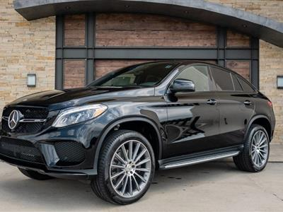 2019 Mercedes-Benz GLE-Class Coupe lease in Irvine,CA - Swapalease.com