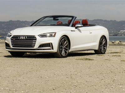 2018 Audi S5 Cabriolet lease in Brooklyn,NY - Swapalease.com