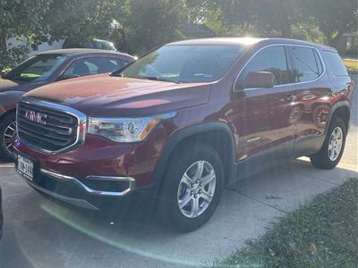 2019 GMC Acadia lease in Fort Worth,TX - Swapalease.com