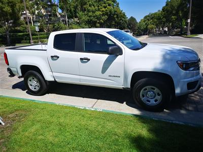 2019 Chevrolet Colorado lease in San Diego,CA - Swapalease.com