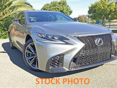 2018 Lexus LS 500 lease in La Jolla,CA - Swapalease.com