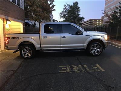 2018 Ford F-150 lease in Fort Lee,NJ - Swapalease.com