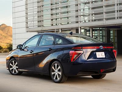 2018 Toyota Mirai lease in Rancho Santa Fe,CA - Swapalease.com