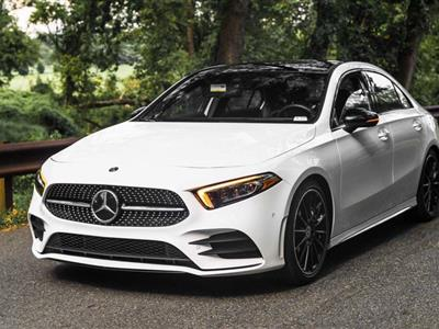 2019 Mercedes-Benz A-Class lease in Naples,FL - Swapalease.com