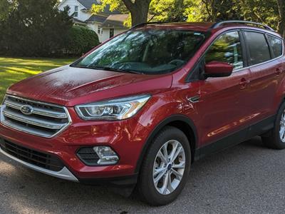 2017 Ford Escape lease in Ann Arbor,MI - Swapalease.com