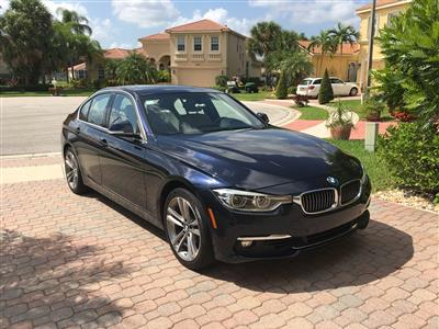 2017 BMW 3 Series lease in Miami ,FL - Swapalease.com