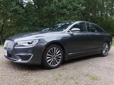2019 Lincoln MKZ lease in Clinton,OH - Swapalease.com