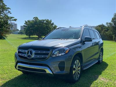 2017 Mercedes-Benz GLS-Class lease in Miami Beach,FL - Swapalease.com