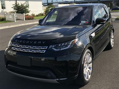 2017 Land Rover Discovery lease in New York,NY - Swapalease.com
