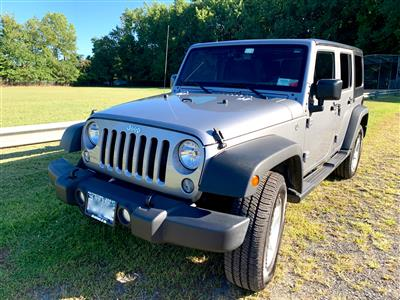 2018 Jeep Wrangler Unlimited lease in New York,NY - Swapalease.com