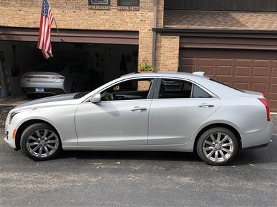 2018 Cadillac ATS lease in Glenview,IL - Swapalease.com