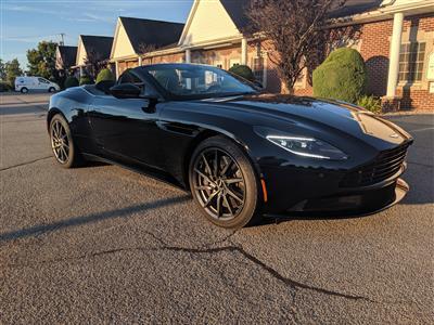 2019 Aston Martin DB11 lease in buffalo,NY - Swapalease.com