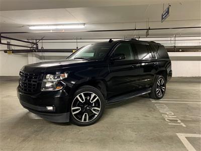 2018 Chevrolet Tahoe lease in Los Angeles,CA - Swapalease.com