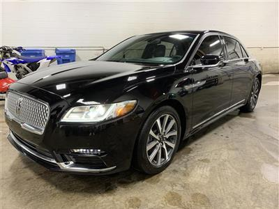 2018 Lincoln Continental lease in Dearborn Heights,MI - Swapalease.com