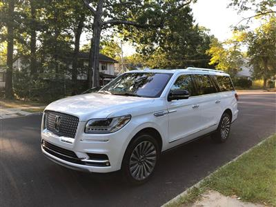 2019 Lincoln Navigator L lease in Lakewood,NJ - Swapalease.com