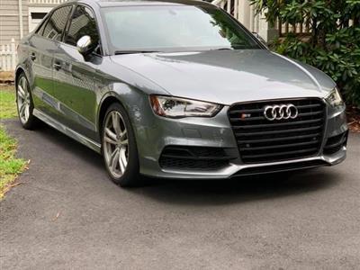 2015 Audi S3 lease in Greenwich,CT - Swapalease.com