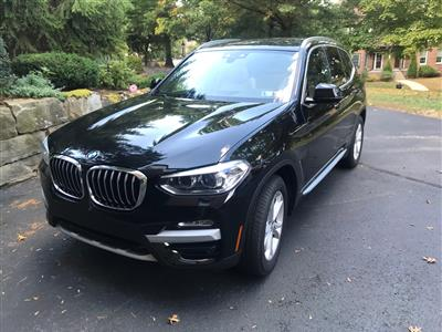 2019 BMW X3 lease in Pittsburgh,PA - Swapalease.com