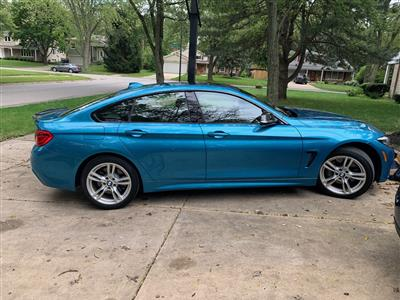 2018 BMW 4 Series lease in Naperville,IL - Swapalease.com