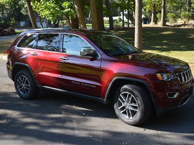 2018 Jeep Grand Cherokee lease in SCOTTSDALE,AZ - Swapalease.com