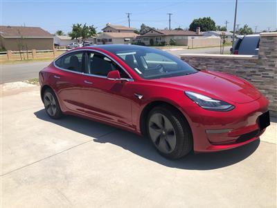 2019 Tesla Model 3 lease in Cypress,CA - Swapalease.com