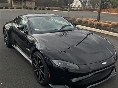 2019 Aston Martin Vantage lease in Moorestown,NJ - Swapalease.com
