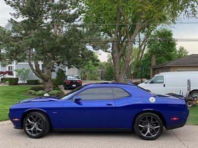 2018 Dodge Challenger lease in 0rtonville,MI - Swapalease.com